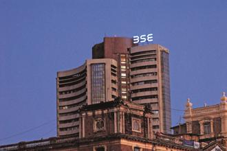 In intraday trade, Sensex slumped nearly 1,274.35 points to 33,482.81 points, while Nifty declined 371.40 points to 10,295.15.
