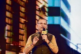 The debt that will transferred to the companies on sale will be linked to assets and will be sustainable level of debt, it should be debt linked to assets and sustainable level of debt, Jayant Sinha said. Photo: Ramesh Pathania/Mint
