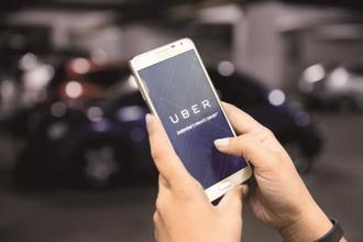 Uber will jointly promote road safety messaging on its mobile application and the social media. Photo: Mint