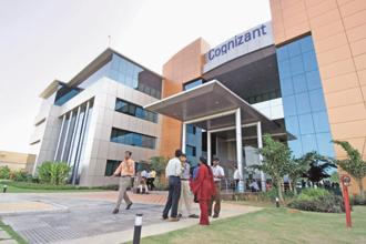 Cognizant forecast revenue of between $3.88 billion and $3.92 billion for the first quarter ending March. Photo: Madhu Kapparath/Mint