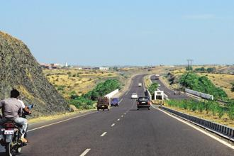 The project, to be implemented by the National Highways Authority of India (NHAI), will be the pilot for the 'pay as you travel' scheme announced in the 2018-19 budget. Photo: Ramesh Pathania/Mint