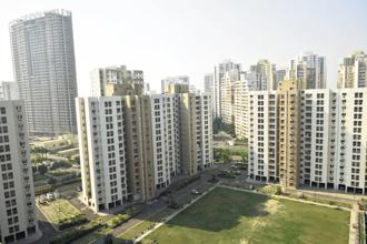 The 2017 budget had proposed assigning infrastructure status to affordable housing projects and facilitate higher investments. Photo: Indranil Bhoumik/Mint