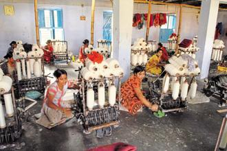 File photo. By making women economically independent, these enterprises contribute to a tacit shift in power within existing societal norms. Photo: Indranil Bhoumik/Mint