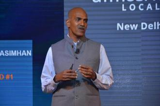Today's security issues can be solved by using big data analytics and machine learning, says Partha Narasimhan, chief technology officer of networking firm Aruba Networks Inc.