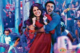 Anushka Sharma and Ranbir Kapoor in a still from 'The Breakup Song' from 'Ae Dil Hai Mushkil', a song that celebrates, instead of mourning, the end of love.