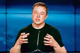 Elon Musk, founder, SpaceX. Reuters