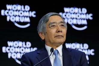 Haruhiko Kuroda's reappointment as BOJ governor needs approval by Japan's parliament, a near certainty as premier Shinzo Abe's ruling coalition holds comfortable majority in both the houses of the Diet. Photo: Reuters