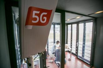 Once 5G is up and running for good, the upgrade will be able to use 360-degree cameras and drones. Photo: Bloomberg