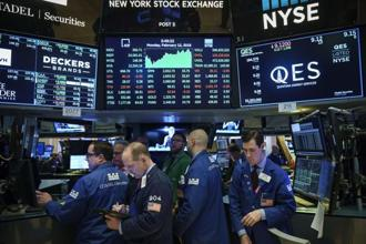 Tuesday's respite gave investors and analysts a chance to reflect on the recent selloff. Photo: AFP