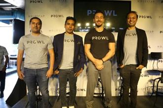 A file photo of Bollywood actor Tiger Shroff . He launched his own active clothing and accessories brand Prowl, in partnership with Mojostar, the recently launched celebrity-driven house of brands.