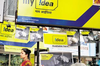 Idea Cellular shareholders Birla TMT, Elaine Investments, Oriana Investments recently invested Rs3,250 crore to strengthen its balance sheet amid intense competition from Reliance Jio and before a planned merger with Vodafone India. Photo: Bloomberg