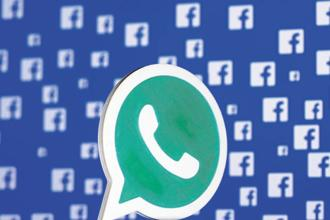 Hassle-free money transfers among WhatsApp users in India are the starting point for Mark Zuckerberg's payments feature. Photo: Reuters