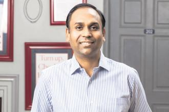 Anil Goel, chief technology officer of Oyo. Oravel Stays Pvt. Ltd has over 8,500 properties affiliated to it under the Oyo budget hotel brand.