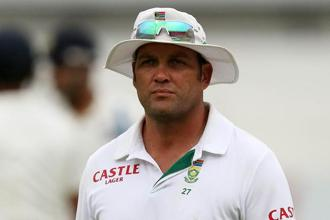 Jacques Kallis will be back in India in a month's time as the chief coach of IPL franchise the Kolkata Knight Riders. Photo: AFP