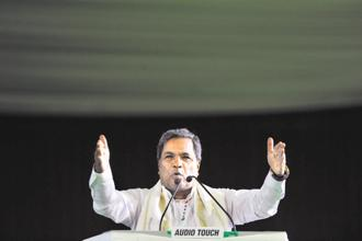 The consensus among senior politicians across parties and analysts is that chief minister Siddaramaiah is likely to present a populist budget. Photo: AFP