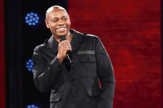 Dave Chappelle. Photo: Wireimage