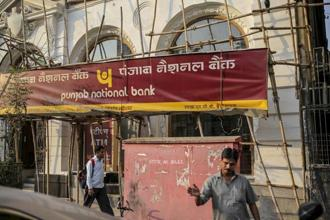 PNB has been rocked by a $1.77 billion scam where billionaire jeweller Nirav Modi allegedly acquired fraudulent letters of undertaking (LoUs) from a branch in Mumbai to secure overseas credit from other Indian lenders. Photo: Bloomberg