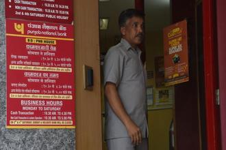 The ED on Sunday raided at least 45 premises, including jewellery showrooms, owned by Nirav Modi and his kin as part of the probe in the Rs11,400-crore fraud at PNB. Photo: AFP