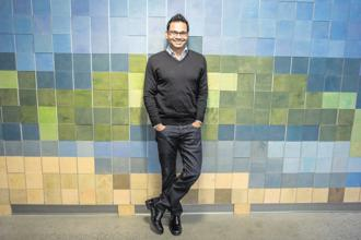 AppDynamics founder Jyoti Bansal. Photo: Bloomberg