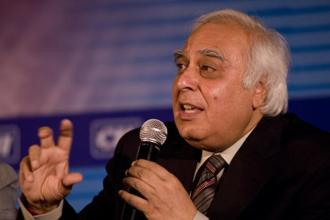 A file photo of Congress leader Kapil Sibal. Photo: Mint