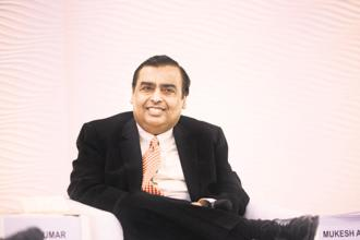 RIL chairman and MD Mukesh Ambani.  The firm's co-investors include Cisco, Siemens, Corning, HP, Dell, Nokia and Nvidia. Photo: Pradeep Gaur/Mint