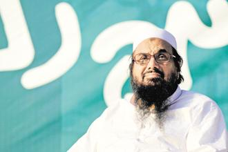 LeT chief Hafiz Saeed. Photo: Reuters