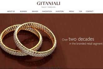 Gitanjali Gems has submitted a copy of the CFO's resignation letter to the BSE.