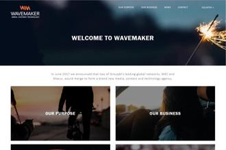 Created from the merger of Maxus and MEC media agencies last year, Wavemaker India is a media, content and technology firm.