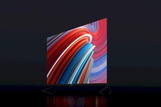 Xiaomi Mi TV 4 offers 55-inch screen size at an affordable price tag.