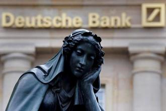 Under chief executive John Cryan, Deutsche Bank has undergone a painful course of treatment to return to health, reducing exposure to risks and planning to shutter 200 branches in Germany while slashing 9,000 jobs worldwide. Photo: Reuters