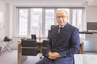 Sanjeev Gupta, executive chairman, Liberty House. A spokesperson for the firm confirmed that it had bid for Bhushan Power and Steel, stating that it has the required experience in turning around firms and modernizing them. Photo: Mint