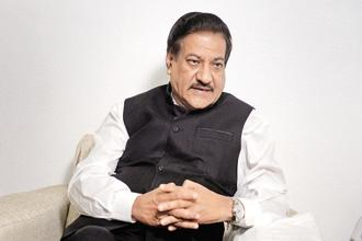 Congress leader Prithviraj Chavan said there was no possibility that Nirav Modi, main accused in the PNB fraud case, would be brought back to India from abroad. Photo: Abhijit Bhatlekar/Mint
