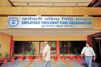 Since EPFO does not get any funds from the government, and manages its rate depending on its earnings from investments, it may not succumb to pressure to lower the rate. Photo: Pradeep Gaur/Mint