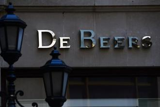 De Beers has said economic conditions around the world support consumer demand. Photo: AFP