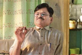 Raghubir Yadav in 'Love Per Square Foot'.