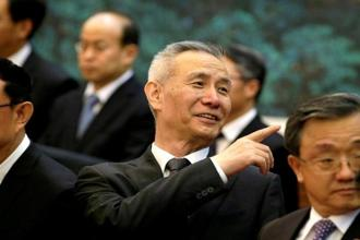 Liu He may be in a position to become one of China's most powerful economic and financial officials ever. Photo: Reuters