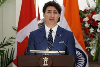 It is patronizing that India should take dictation from Trudeau on women's and aboriginal rights. Photo: Reuters