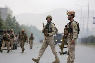 A representational image.  Violence has intensified in Afghanistan since Donald Trump unveiled a more aggressive strategy in August. Photo: AP