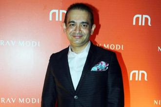 A file photo of diamantaire Nirav Modi. Photo: Reuters