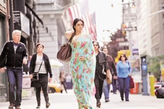 Sridevi in a still from English Vinglish. Sridevi died of a cardiac arrest in Dubai in the wee hours of Sunday. She is survived by Boney Kapoor, and daughters Khushi and Jhanvi Kapoor.