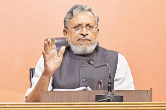Bihar deputy CM Sushil Kumar Modi, chairman of group of ministers, said the entire infrastructure has been upgraded and additional capacity added by the National Informatics Centre to ensure a successful rollout the second time around. Photo: HT