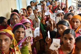 The results of the polls in Meghalaya, Nagaland, along with that of Tripura, will be declared on 3 March. Photo: PTI