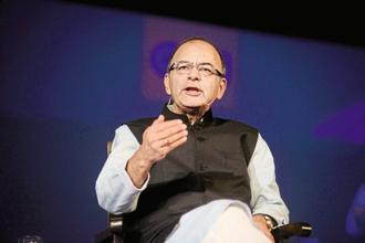 Over the next 10-20 years, India will continue to remain one of the fastest growing economies in the world, said FM Arun Jaitley at the India-Korea summit on Tuesday. Photo: Mint