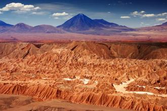 Atacama Desert is the driest non-polar desert on Earth. Photo: iStock
