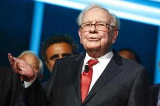 Warren Buffett. Photo: AP