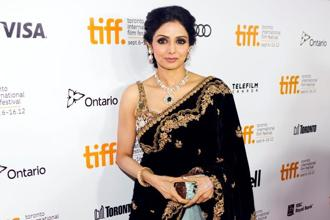 Sridevi died due to accidental drowning in a hotel room in Dubai late night on Saturday. Photo: Reuters