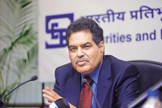 When Ajay Tyagi took charge of Sebi chairman, the market regulator was saddled with a many as 7,000 pending cases. Photo: Abhijit Bhatlekar/Mint