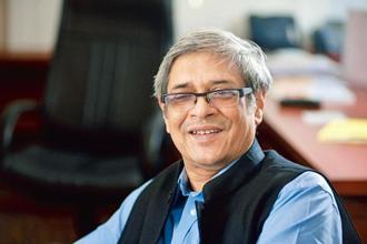 Bibek Debroy, chairman of prime minister's economic advisory council. Photo: Pradeep Gaur/Mint