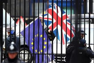 Britain and the EU agreed in December that the all-but-invisible border would remain open once Britain leaves the bloc, although they left it unclear how that would happen in practice. Photo: Reuters