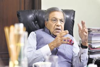 15th finance commission chairman N. K. Singh's observations come in the backdrop of some states expressing disquiet about the terms of reference of the new commission. Photo: HT